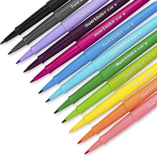 Multi Color Paper Mate Felt Tip Pens