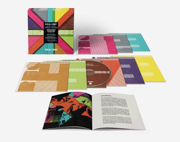 Afbeeldingsresultaat voor R.E.M-R.E.M At The Bbc -Cd+Dvd- 9-CD