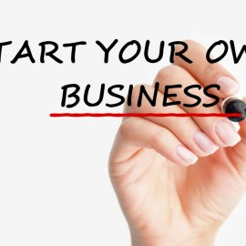 Taking the First Five Steps to Starting Your Business