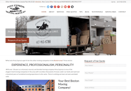 Pony Express Moving Services
