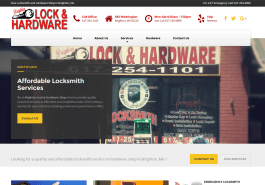 Brighton Lock & Hardware Shop