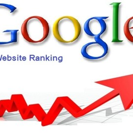 Google search rankings