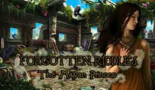 Forgotten Riddles – The Mayan Princess Hidden Object