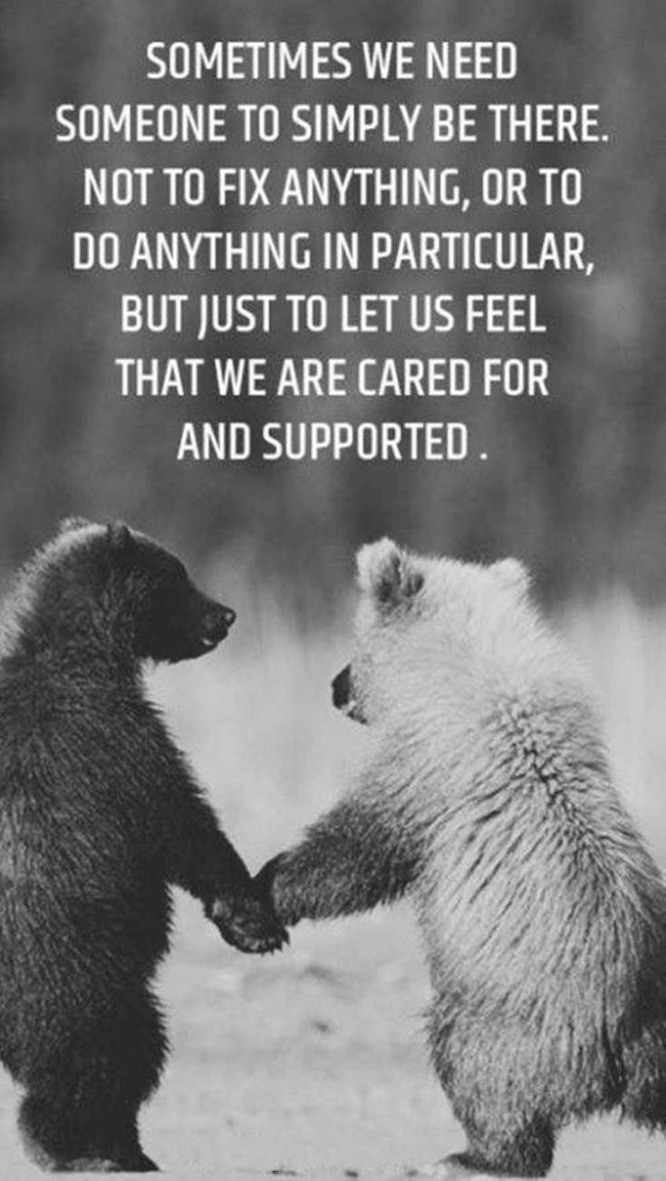 35 Short Inspirational Quotes and Cute Animals Pictures That'll Make You Lose It 32