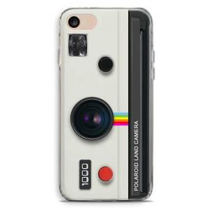 Cover smartphone stile macchina fotografica polaroid
