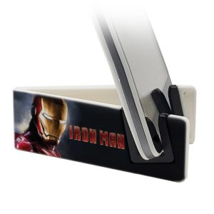 Stand per smartphone con Marvel Avengers Iron Man