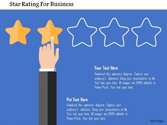Stars Powerpoint Template  advanced powerpoint animation creating