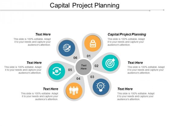 Capital Project Planning Ppt Powerpoint Presentation