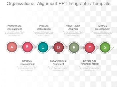 Organizational Alignment Ppt Infographic Template   PowerPoint Templates
