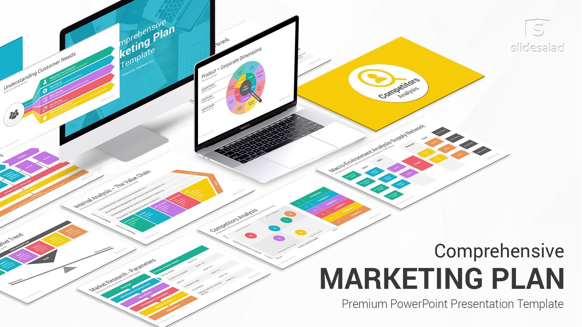 Best Corporate Powerpoint Templates For 2020 Slidesalad