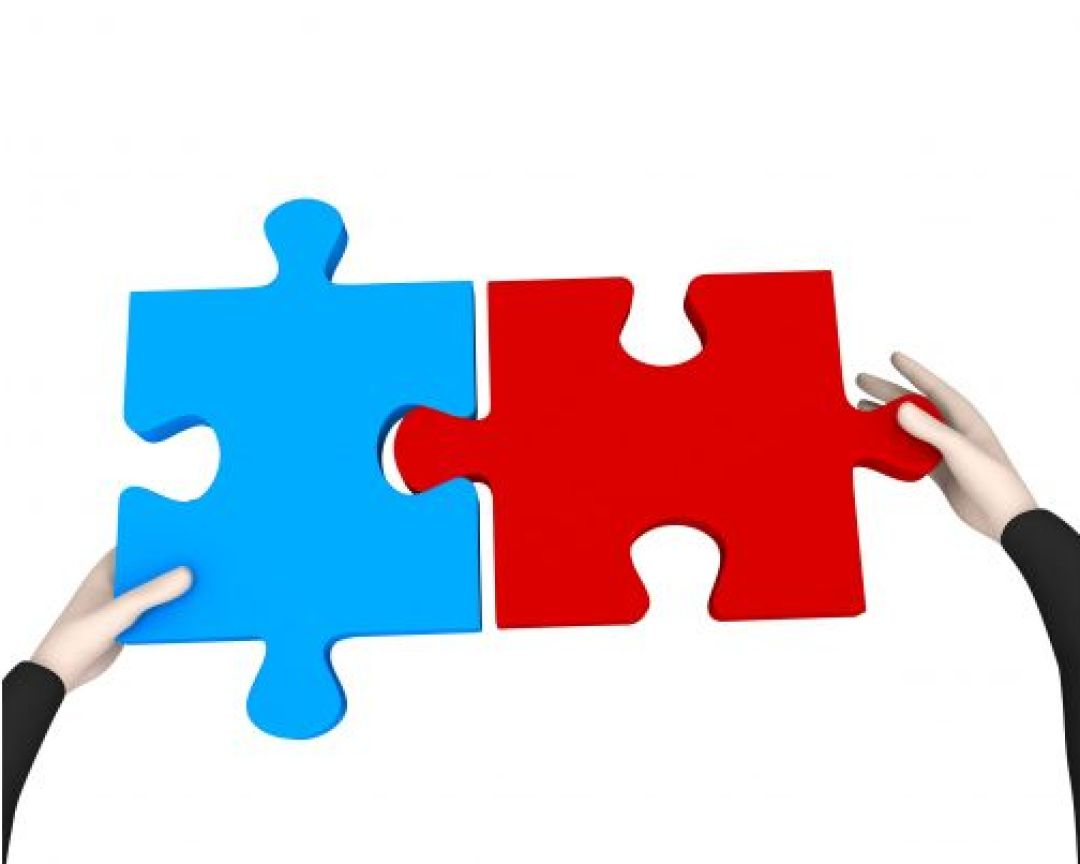puzzle piece to illustrate how to choose a credit card