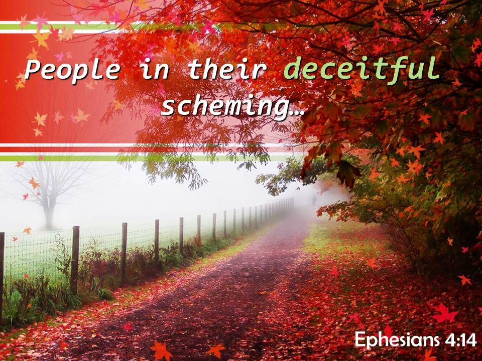 ephesians_4_14_people_in_their_deceitful_scheming_powerpoint_church_sermon_Slide01