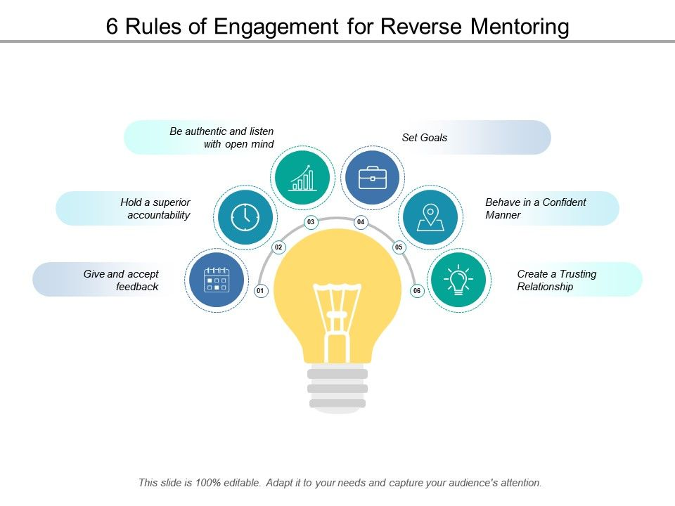 6 Rules Of Engagement For Reverse Mentoring
