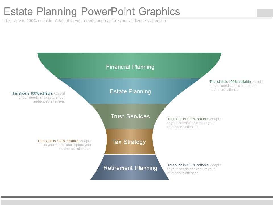 Estate Planning Powerpoint Graphics Presentation