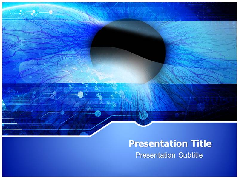 Ophthalmology PPTPowerpoint Templates PPT Template On Ophthalmology Ophthalmology