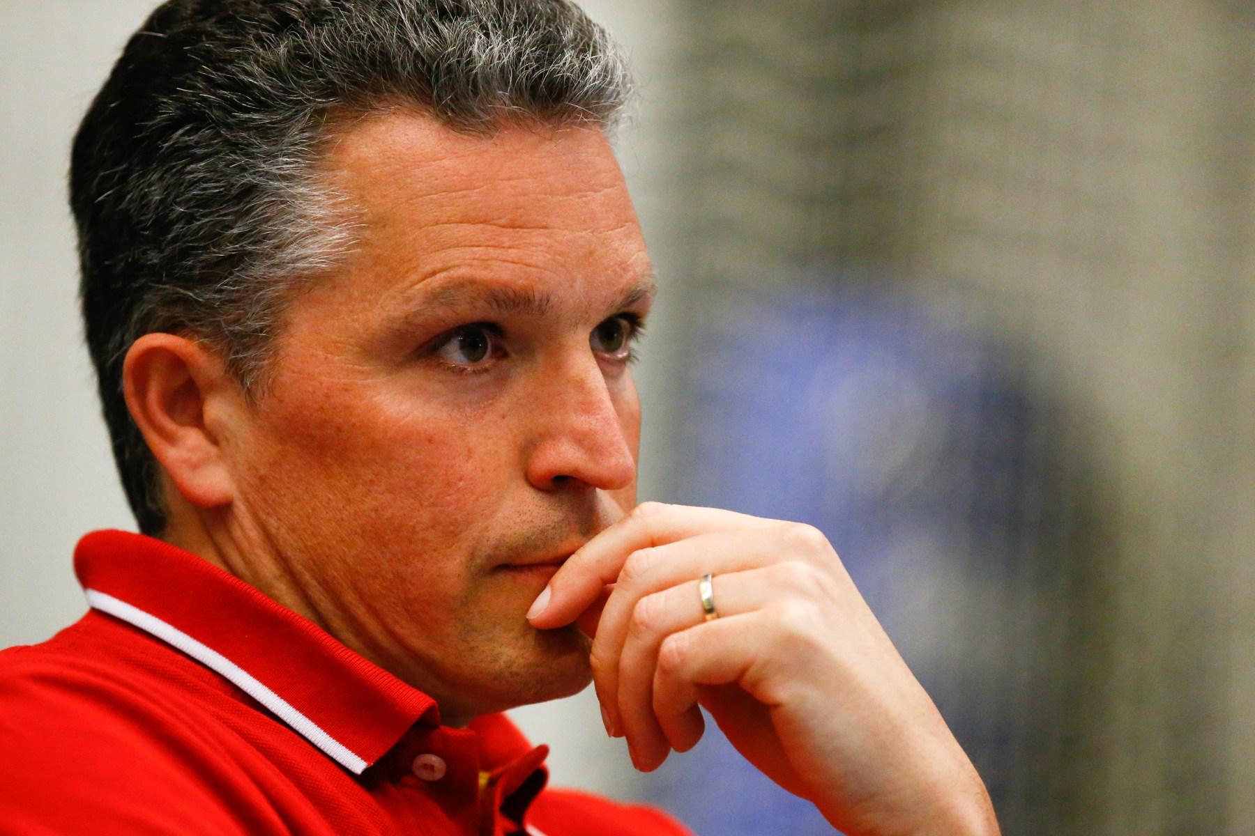 Sliedrecht Sport verwelkomt Mark Roper als assistent trainer-coach Dames 1