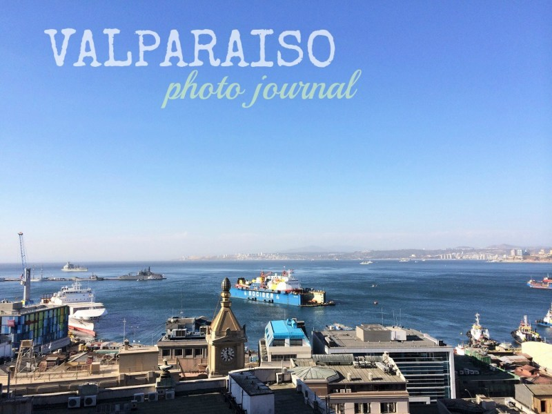 Valparaiso photo journal