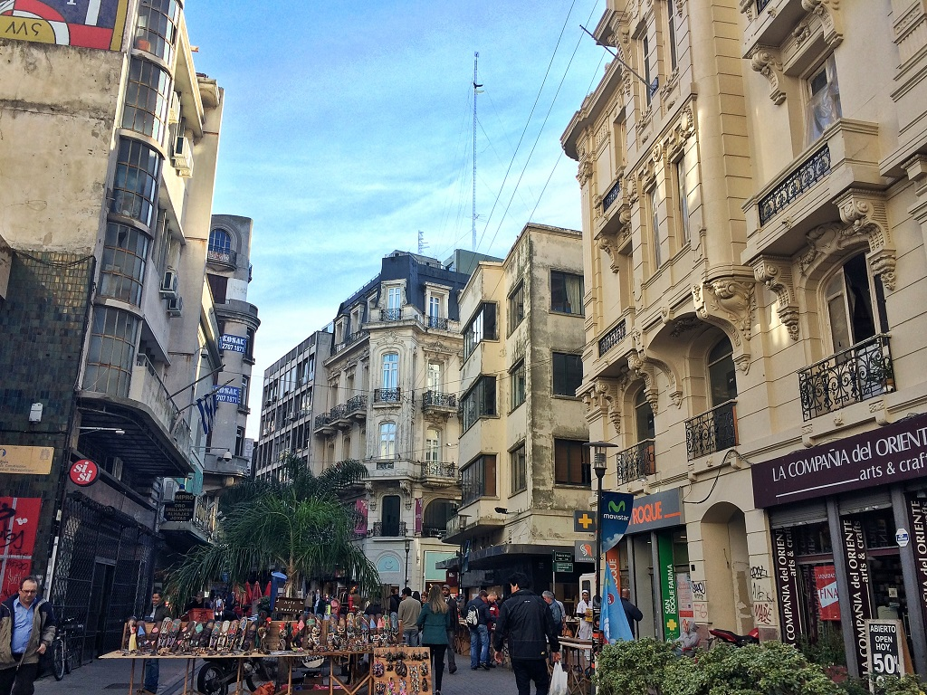 Montevideo Uruguay First Impressions Slightly Astray