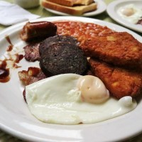 [London] The English breakfast experience at Regency Cafe
