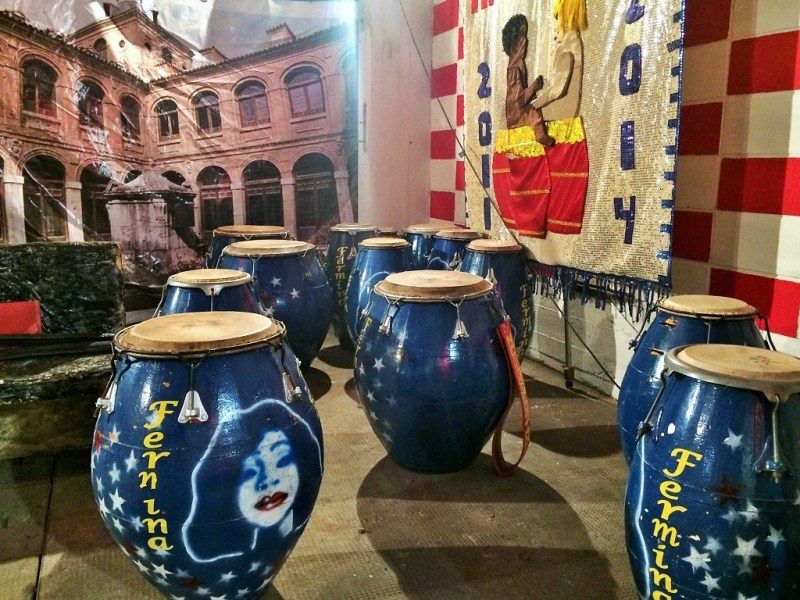 candombe drums