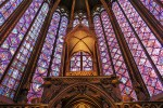 Sainte Chapelle Cathedral… my one Paris love