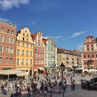 Of pastel buildings and pierogies: 4 Days in Wroclaw