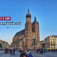 The Best of Europe: Churches (Vol. I)