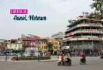A day in the life: Hanoi, Vietnam