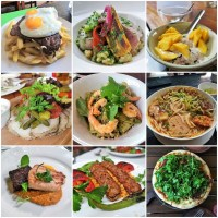 A year of travel (in food!)