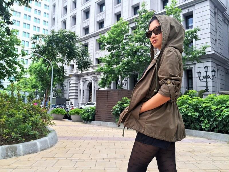 Taipei ootd 4