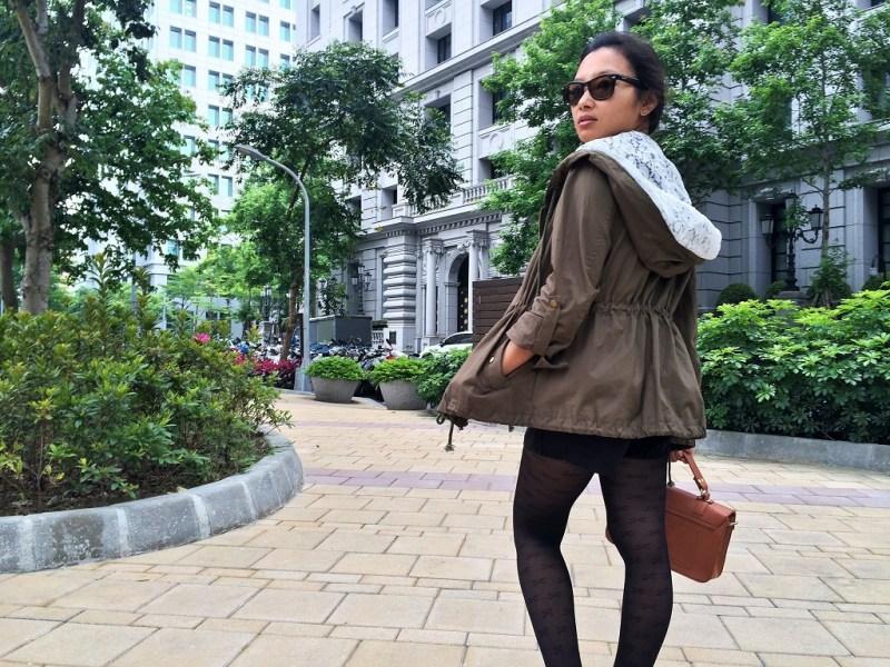 Taipei ootd 6
