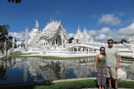 Week 32: Chiang Mai - visiting the White Temple in Chiang Rai