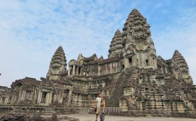 Week 37: Siem Reap - visiting Angkor Wat!
