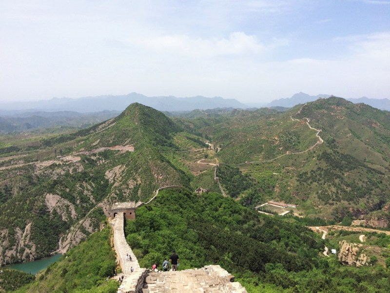simatai great wall 14