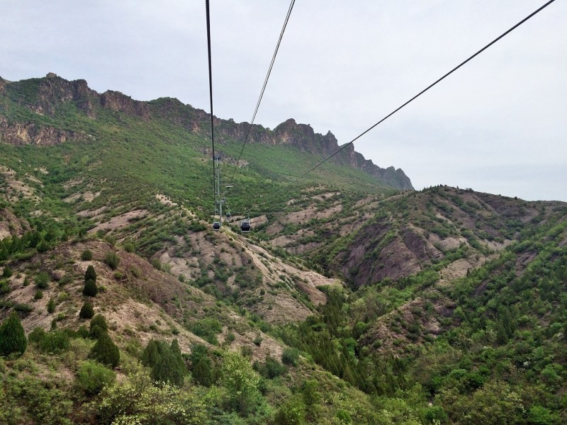 simatai great wall gondola 2