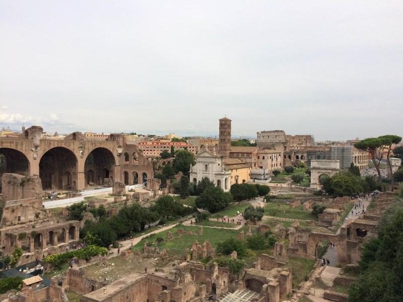 daniel in rome picture