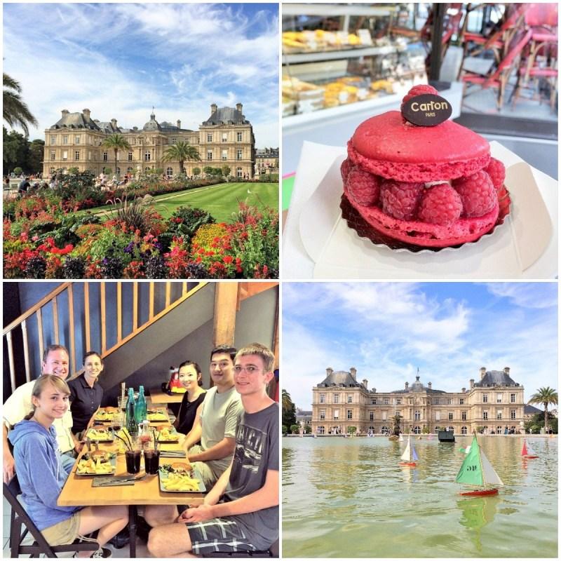 Paris 2015 collage