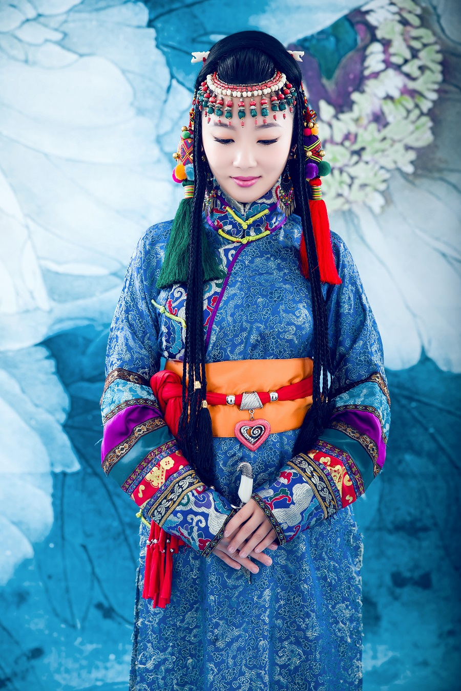 Queen for a day: a glamour photoshoot in China | slightly astray