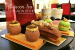 [Hong Kong] Afternoon tea at Le Salon de Thé