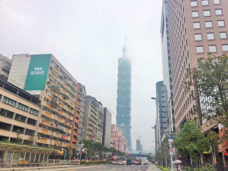back in taipei