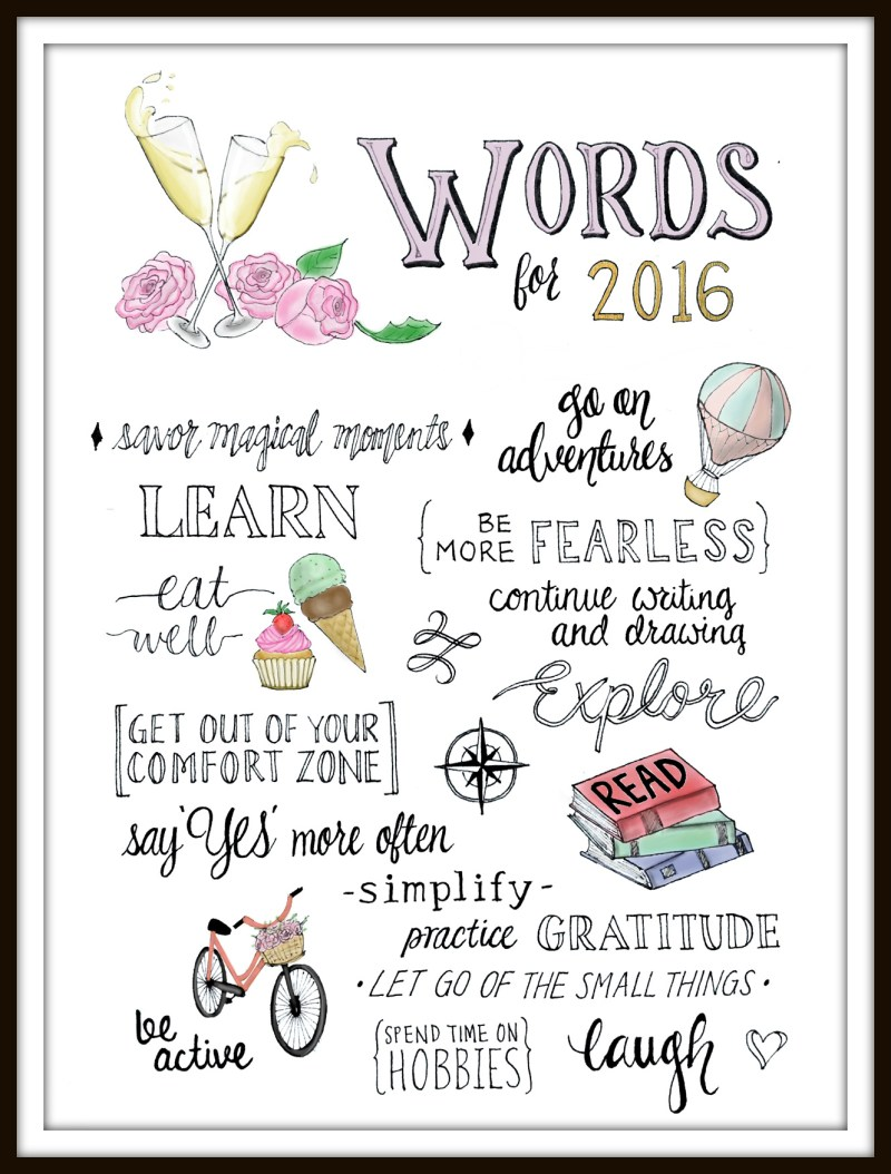 2016 new year resolutions-1