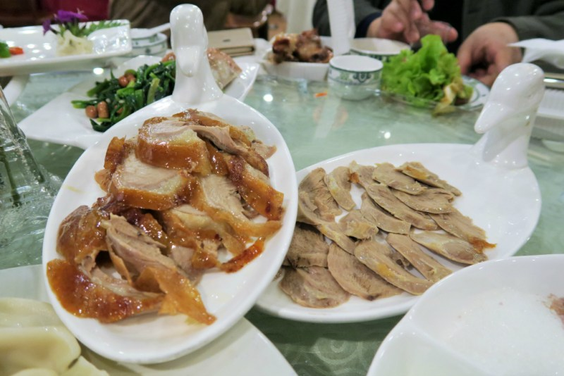 17 CNY roast duck meats