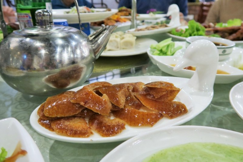 17 CNY roast duck skin