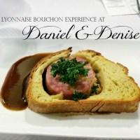 A Lyonnaise bouchon experience at Daniel et Denise