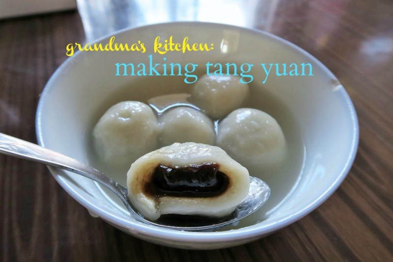 making tang yuan feat pic