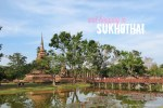 A self guided wat hopping bike tour in Sukhothai