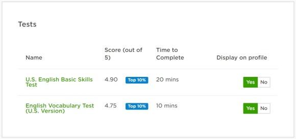 upwork-tests