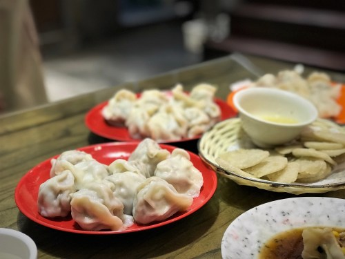 Week 48: Beijing - dumplings with my auntie Qizheng, our tradition
