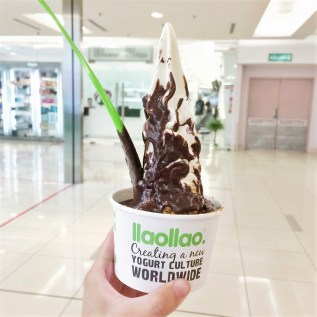 Week 9: Kuala Lumpur - back to KK and my favorite frozen yogurt