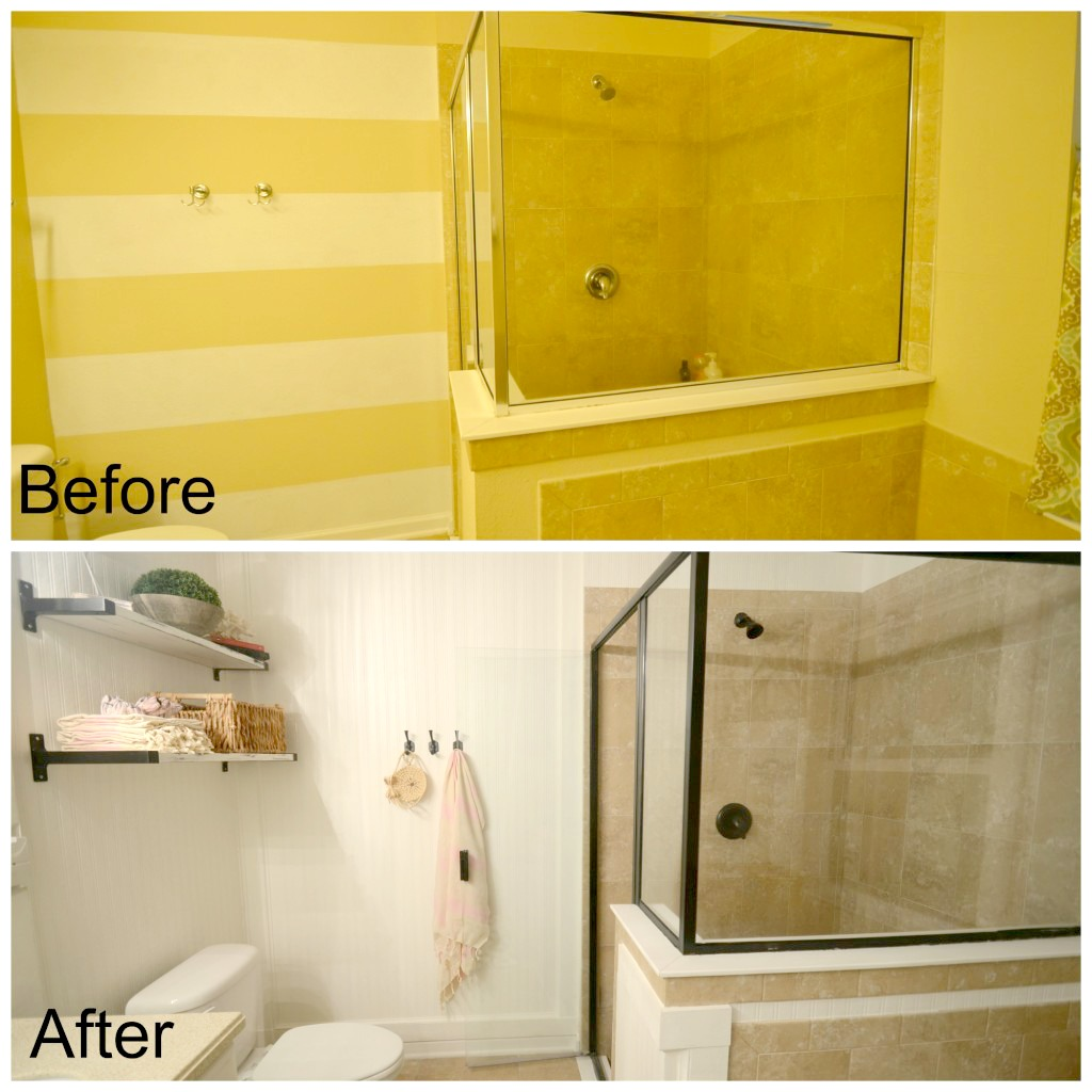 Before-and-AFter-Spray-Painted-Shower-1024x1024
